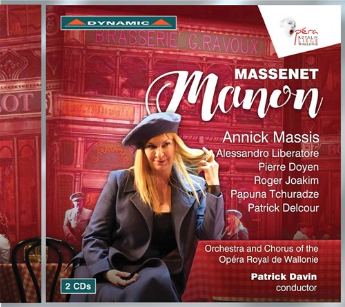 IN REVIEW: Jules Massenet - MANON (Dynamic 7751/2)