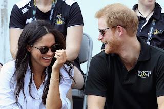 Harry en Meghan, een koninklijk sprookje