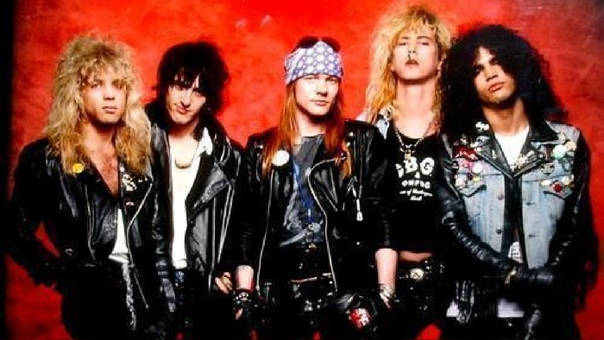 Guns N Roses Escucha audio oficial November Rain 1986