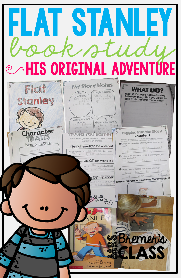 Flat Stanley Lesson Plans & Resources | Share My Lesson