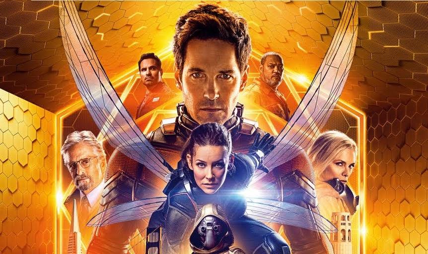 """Phim Ant-Man and the Wasp """"Người Kiến và Chiến Binh Ong"""""""