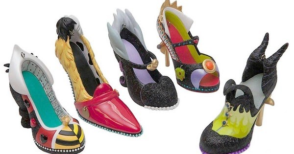 High Heel Tentacle Shoes