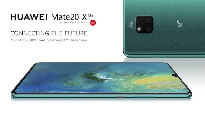 Huawei Mate 20X 5G has been launched. Learn about it. Price, Feature and Specification