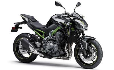 2017 Kawasaki Z900 ABS sport bike