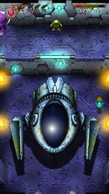 Elemental Gimmick Gear - Nave escape