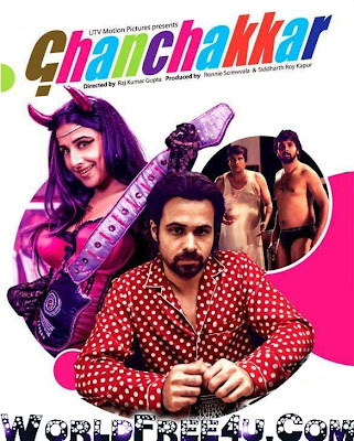 Poster Of Hindi Movie Ghanchakkar (2013) Free Download Full New Hindi Movie Watch Online At worldfree4u.com