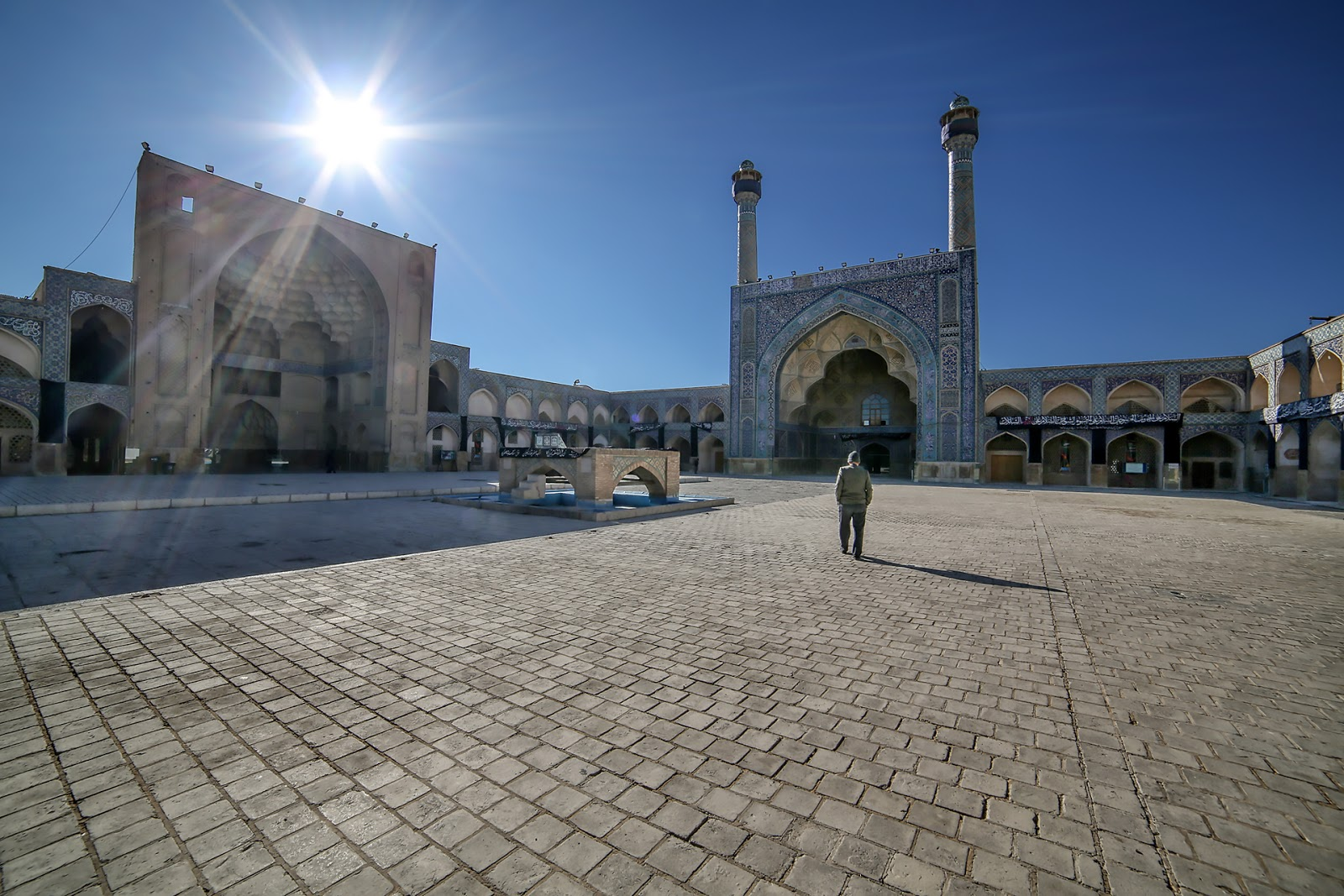 Iran-Isfahan-Meczety i pałace