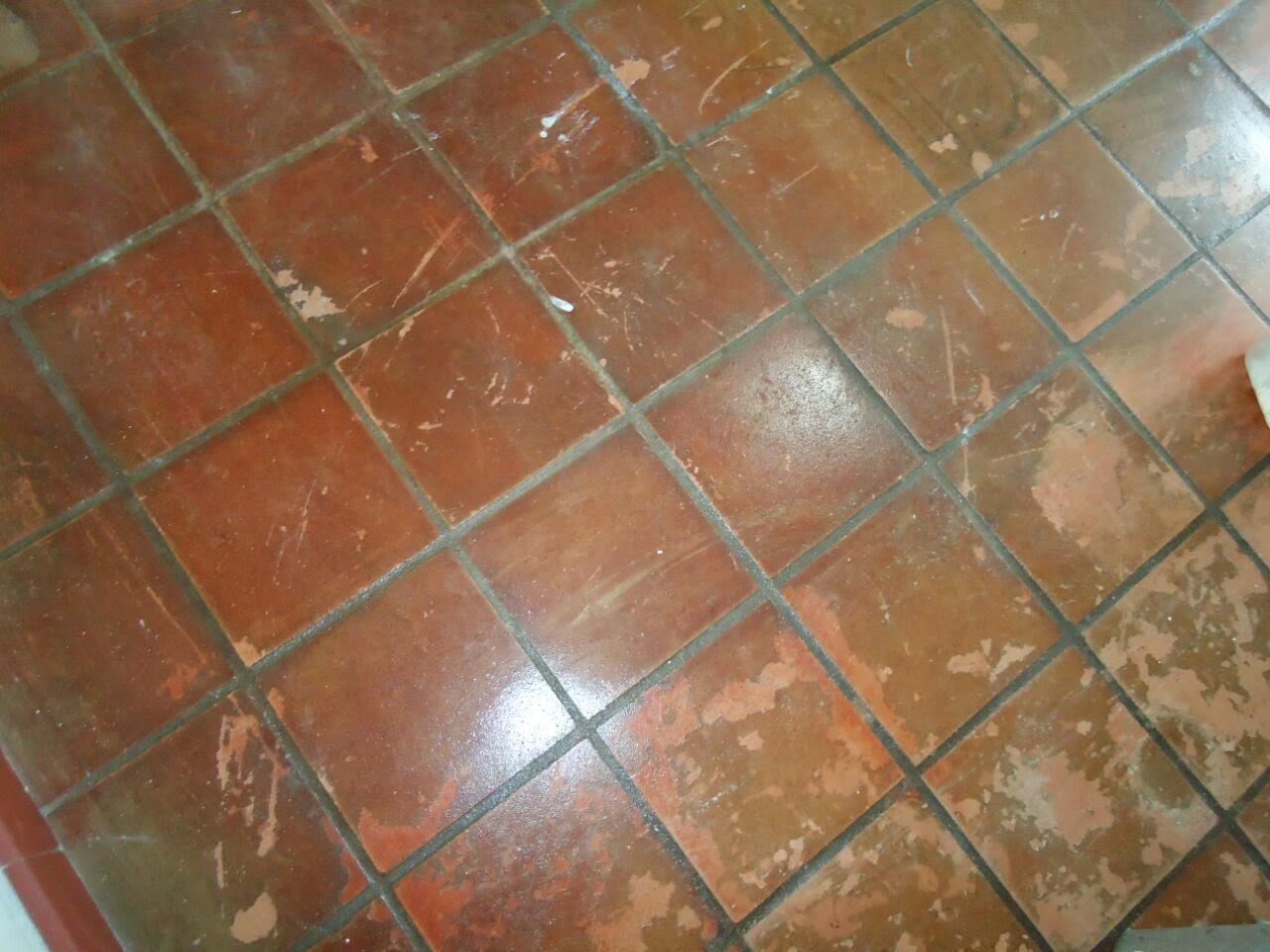 Piso ceramica restaurado impermeabilizado s o paulo 05 for Ceramicas rusticas para pisos