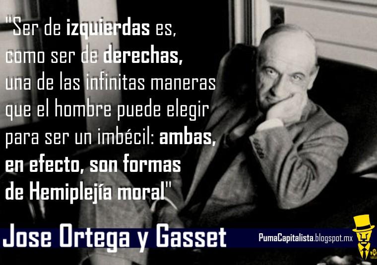 Puma Capitalista Frase Jose Ortega Y Gasset