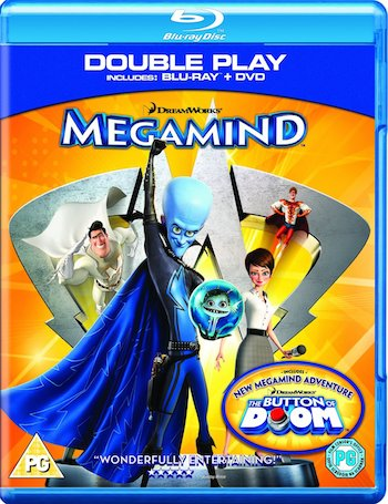 Megamind 2010 Dual Audio Hindi Bluray Download