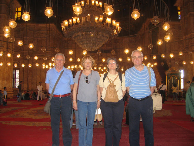 Mezquita de Muhammad Ali, El Cairo