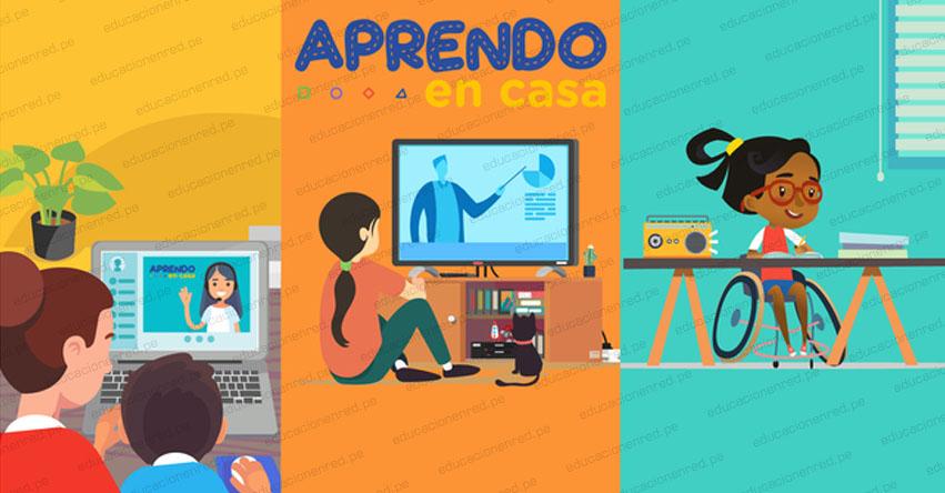 APRENDO EN CASA - MINEDU: Pasos para saber cómo funciona la plataforma educativa del Ministerio de Educación [VIDEO] www.aprendoencasa.pe