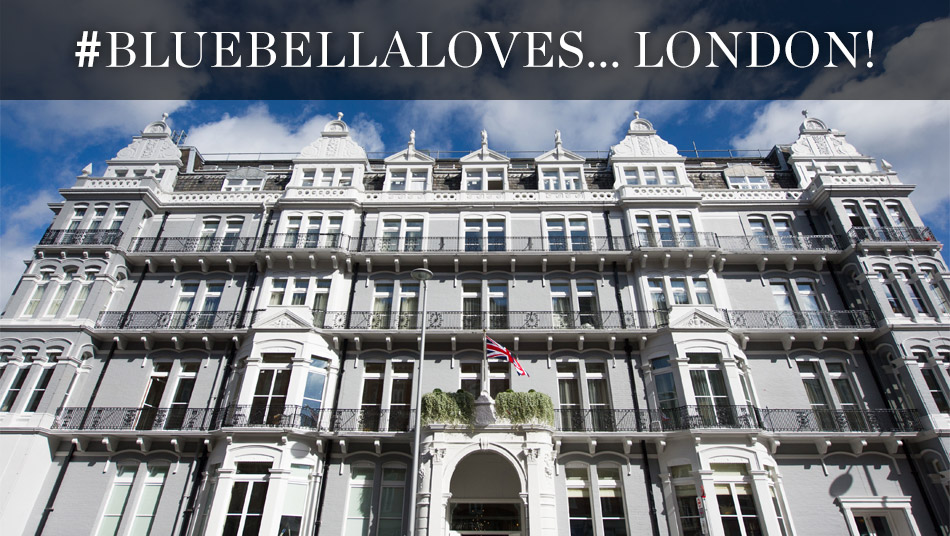 #BLUEBELLALOVESLONDON
