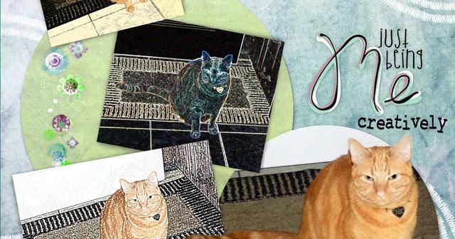 My First Caturday Art