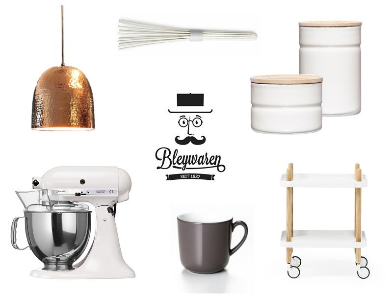 Bleywaren Onlineshop Küchenartikel Haushaltswaren