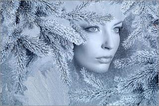 Марена — Богиня Зимы