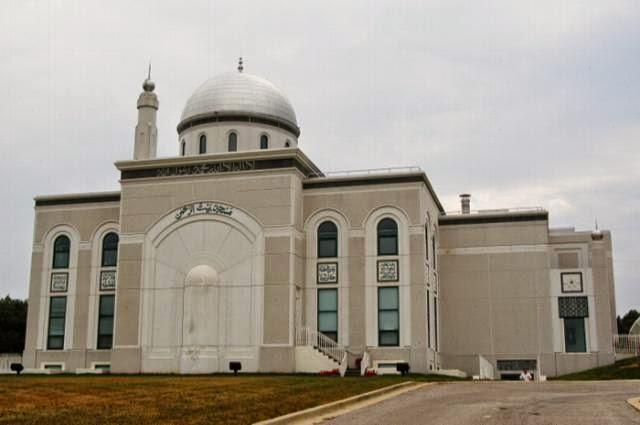 New Zealand Mosque Wikipedia: AHMADIYYA MOSQUE: Bait Ur Rehman
