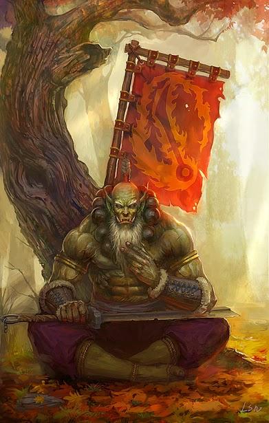 Goblin Punch: Void Monks
