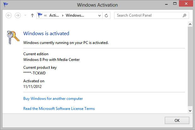 windows 7 professional activation product key