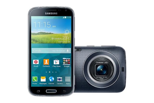 Обзор Samsung GALAXY K Zoom SM-C115 смартфон с очень мощной камерой