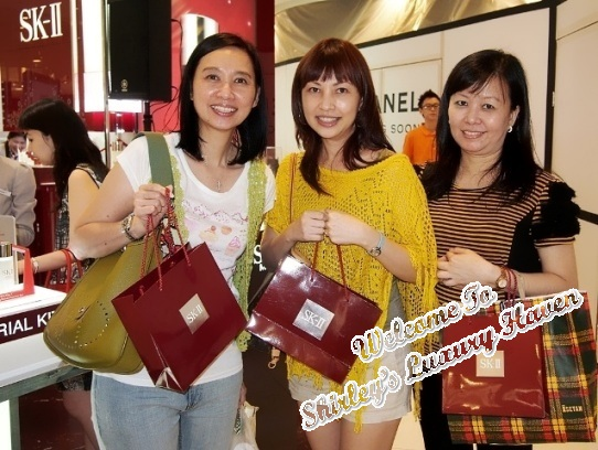 sk-ii tangs bloggers event