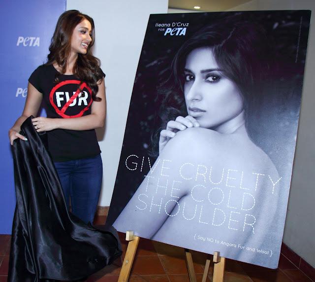 'Rustom' actress Ileana D'Cruz HD Photos & Wallpapers