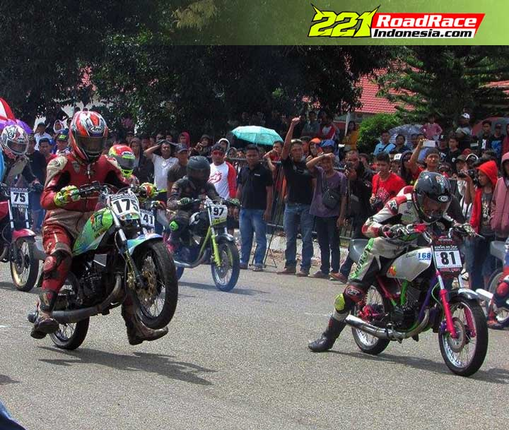 Modifikasi RX King 2001 Singkawang, Motor Balap Tapi Buat Ngampus plus Video