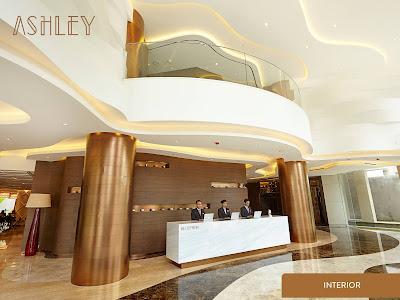 resepsionis hotel ashley jakarta