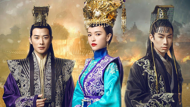 Séries que ensinam virtudes: The Princess Weiyoung| DORAMA