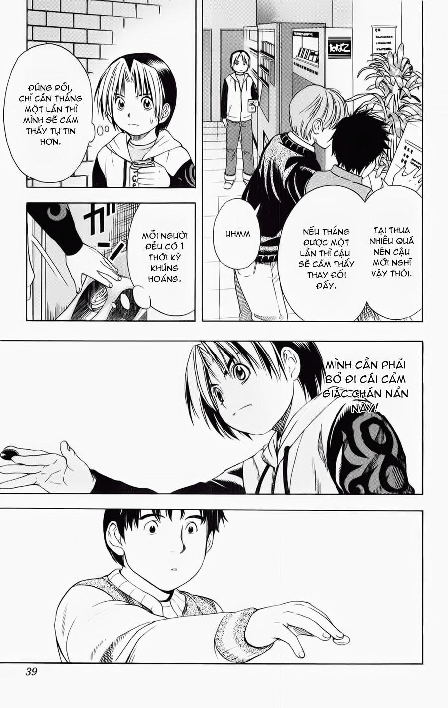 Hikaru No Go hikaru no go chap 53 trang 12