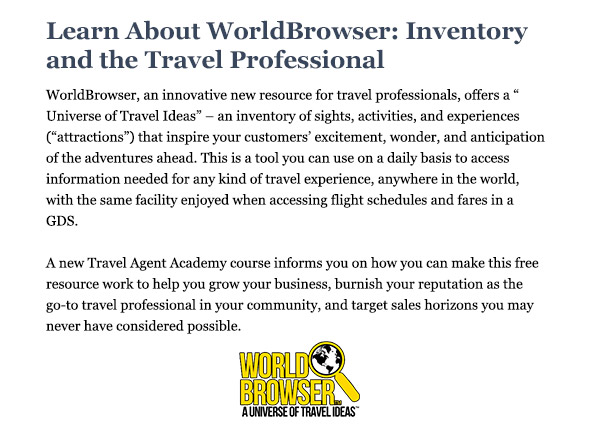 http://www.travelagentacademy.com/Course.aspx?f=WorldBrowser&p=index.html
