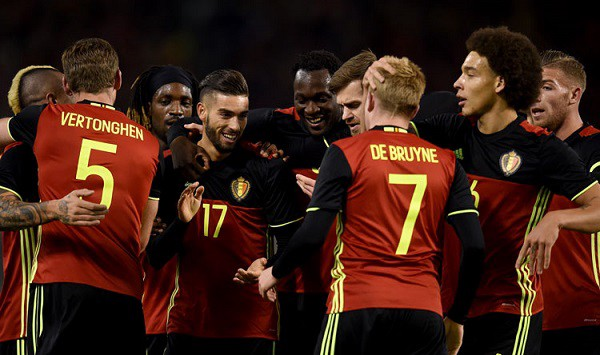Video Cuplikan Gol Belgia vs Mesir (Egypt) Skor Akhir 3-0 | Friendly Match 07 Juni 2018