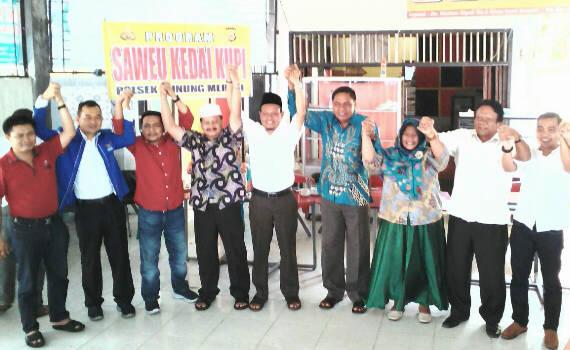 Lima Parnas Usung Dulmusrid Maju Sebagai Calon Bupati Aceh Singkil