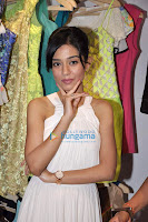 Actress Amrita Rao at 'Lasha' store launch