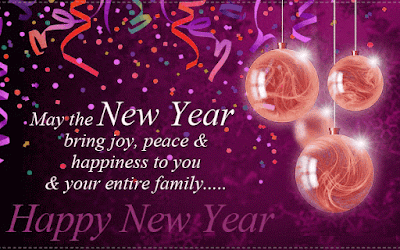 Happy New Year Wishes HD Photo