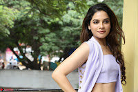 Tanya Hope in Crop top and Trousers Beautiful Pics at her Interview 13 7 2017 ~  Exclusive Celebrities Galleries 110.JPG