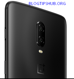 OnePlus 6Tb dual rear camera with LED Flash Light