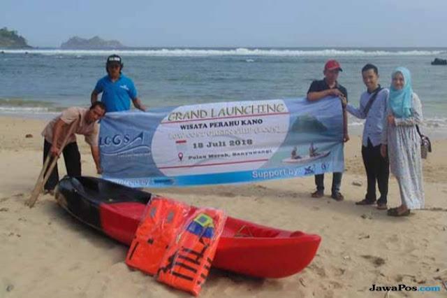 Mahasiswa ITS Perkenalkan Kapal Kano Ramah Lingkungan