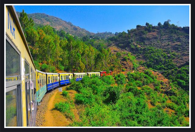 Himalyan queen,  railway