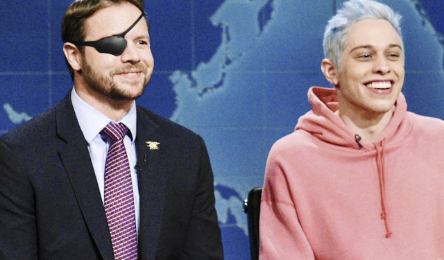 WATCH: Dan Crenshaw Graciously Accepts Pete Davidson's Apology, Then Roasts Him Before Making A Call For Unity