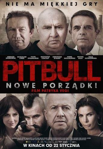 Pitbull. New orders (2016) ταινιες online seires oipeirates greek subs