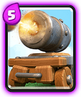 Clash Royale Cannon Cart Card - Cards Wiki