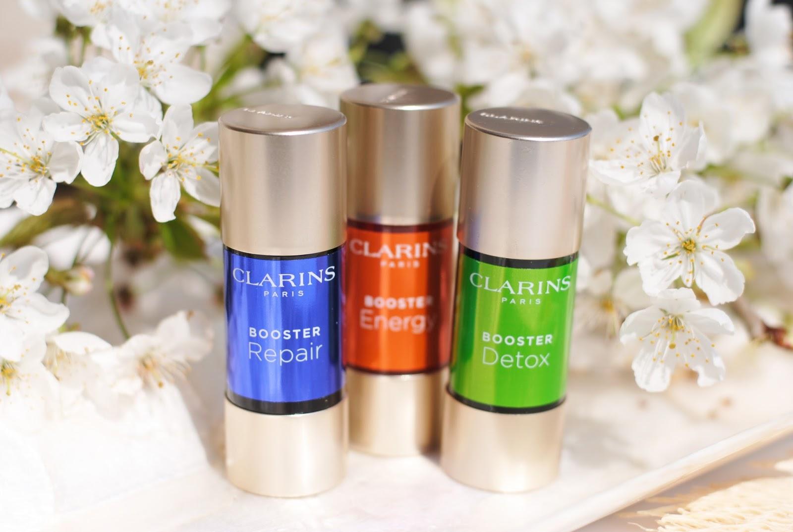 clarins energy repair detox booster