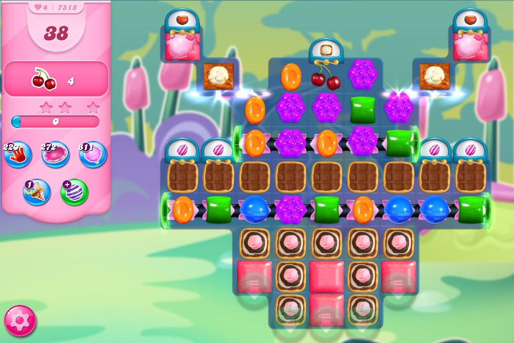 Candy Crush Saga level 7515