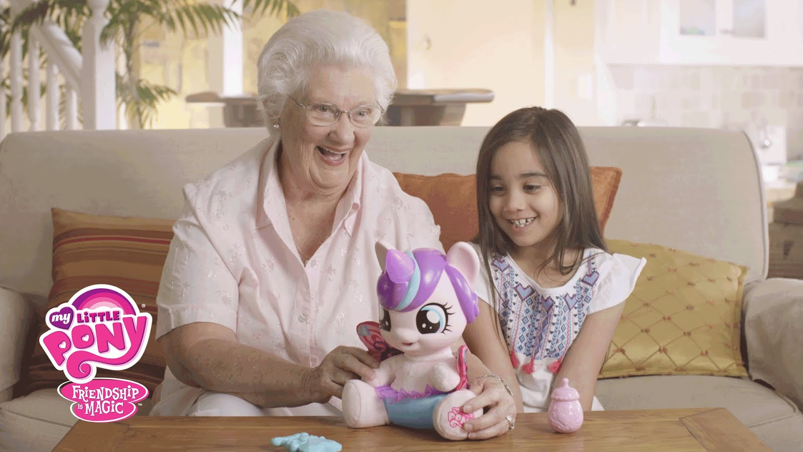 Baby Toy Commercial : Equestria daily mlp stuff my little pony flurry heart