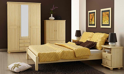22 BEAUTIFUL YELLOW THEMED SMALL BEDROOM DESIGNS ...
