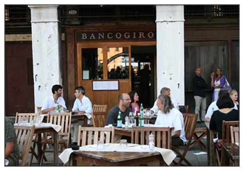 Bancogiro' restaurant