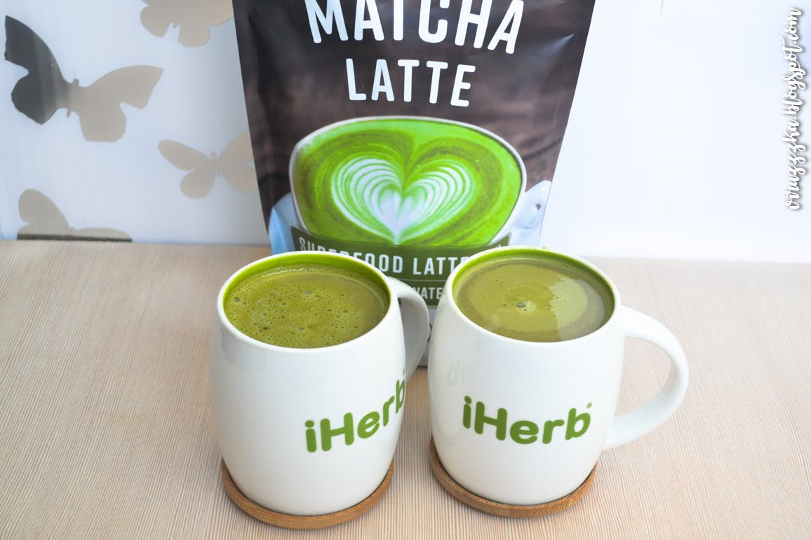 Hana Beverages Matcha Latte iHerb