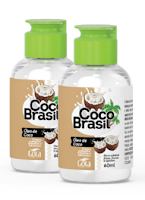 O Óleo de Coco