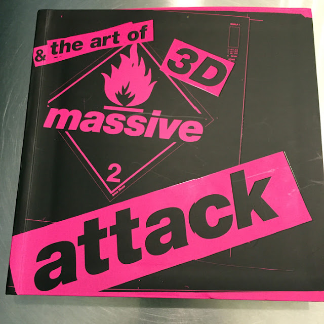 3D and the art of Massive Attack